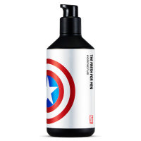 THE FACE SHOP The Fresh For Men Hydrating Увлажняюще-освежающий флюид [Marvel edition]