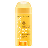 NATURE REPUBLIC California Aloe Aqua Солнцезащитный стик SPF50+ PA++++